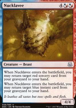 Duel Decks: Mind Vs. Might: Nucklavee