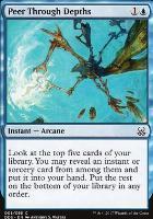 Duel Decks: Mind Vs. Might: Peer Through Depths