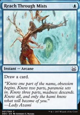 Duel Decks: Mind Vs. Might: Reach Through Mists
