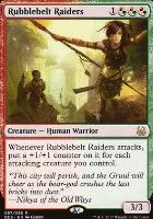 Duel Decks: Mind Vs. Might: Rubblebelt Raiders