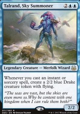 Duel Decks: Mind Vs. Might: Talrand, Sky Summoner