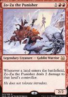 Duel Decks: Mind Vs. Might: Zo-Zu the Punisher