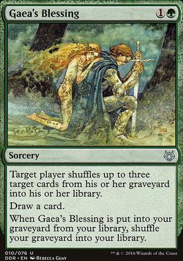 Duel Decks: Nissa Vs. Ob Nixilis: Gaea's Blessing