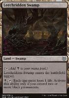 Duel Decks: Nissa Vs. Ob Nixilis: Leechridden Swamp
