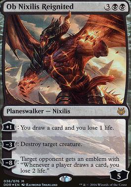 Duel Decks: Nissa Vs. Ob Nixilis: Ob Nixilis Reignited (Foil)