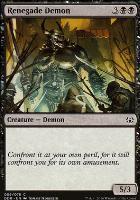 Duel Decks: Nissa Vs. Ob Nixilis: Renegade Demon