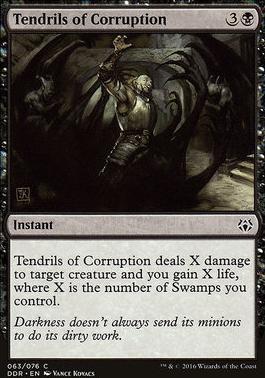 Duel Decks: Nissa Vs. Ob Nixilis: Tendrils of Corruption