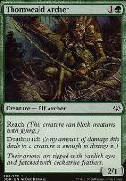 Duel Decks: Nissa Vs. Ob Nixilis: Thornweald Archer