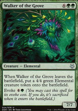 Duel Decks: Nissa Vs. Ob Nixilis: Walker of the Grove