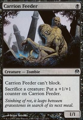 Duel Decks: Phyrexia Vs. The Coalition: Carrion Feeder