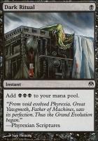 Duel Decks: Phyrexia Vs. The Coalition: Dark Ritual