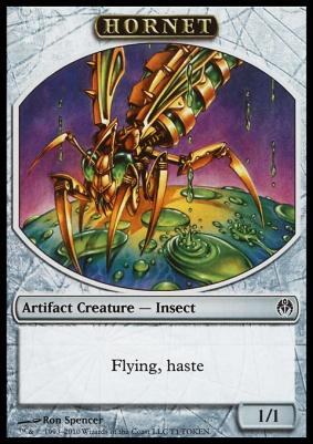 Duel Decks: Phyrexia Vs. The Coalition: Hornet Token