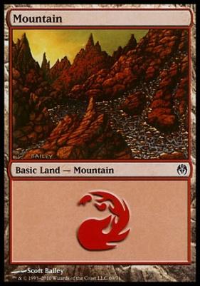 Duel Decks: Phyrexia Vs. The Coalition: Mountain (69 A)
