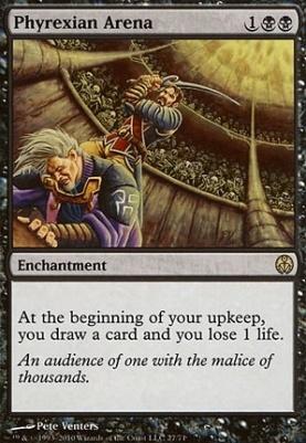 Duel Decks: Phyrexia Vs. The Coalition: Phyrexian Arena