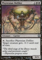 Duel Decks: Phyrexia Vs. The Coalition: Phyrexian Defiler