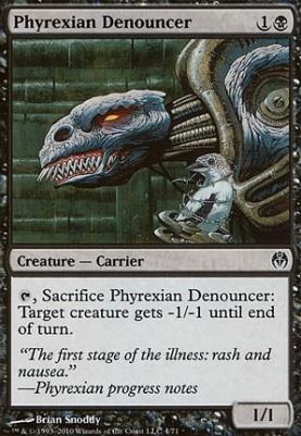 Duel Decks: Phyrexia Vs. The Coalition: Phyrexian Denouncer