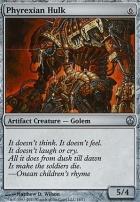 Duel Decks: Phyrexia Vs. The Coalition: Phyrexian Hulk