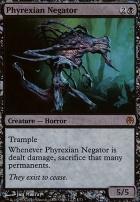 Duel Decks: Phyrexia Vs. The Coalition: Phyrexian Negator (Foil)