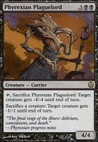 Duel Decks: Phyrexia Vs. The Coalition: Phyrexian Plaguelord