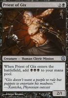 Duel Decks: Phyrexia Vs. The Coalition: Priest of Gix