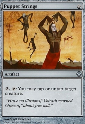 Duel Decks: Phyrexia Vs. The Coalition: Puppet Strings