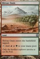 Duel Decks: Phyrexia Vs. The Coalition: Shivan Oasis