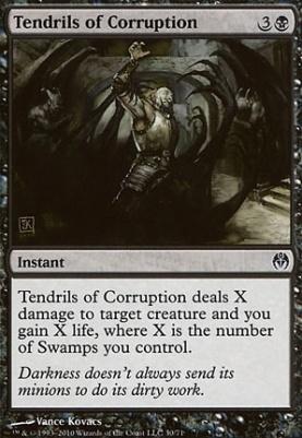 Duel Decks: Phyrexia Vs. The Coalition: Tendrils of Corruption