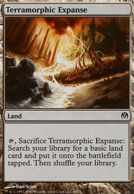 Duel Decks: Phyrexia Vs. The Coalition: Terramorphic Expanse