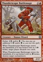 Duel Decks: Phyrexia Vs. The Coalition: Thunderscape Battlemage