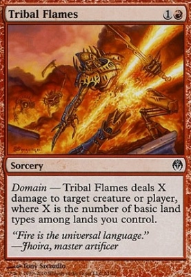Duel Decks: Phyrexia Vs. The Coalition: Tribal Flames