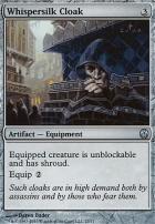 Duel Decks: Phyrexia Vs. The Coalition: Whispersilk Cloak