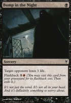 Duel Decks: Sorin Vs. Tibalt: Bump in the Night