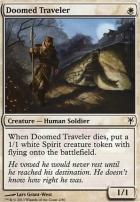 Duel Decks: Sorin Vs. Tibalt: Doomed Traveler