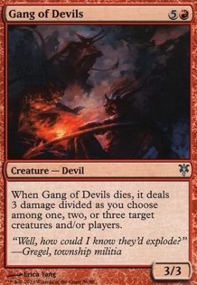 Duel Decks: Sorin Vs. Tibalt: Gang of Devils