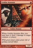 Duel Decks: Sorin Vs. Tibalt: Goblin Arsonist