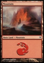 Duel Decks: Sorin Vs. Tibalt: Mountain (76 B)