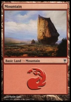 Duel Decks: Sorin Vs. Tibalt: Mountain (77 C)