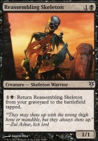 Duel Decks: Sorin Vs. Tibalt: Reassembling Skeleton