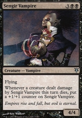 Duel Decks: Sorin Vs. Tibalt: Sengir Vampire