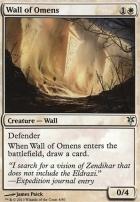 Duel Decks: Sorin Vs. Tibalt: Wall of Omens