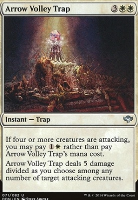 Duel Decks: Speed Vs. Cunning: Arrow Volley Trap