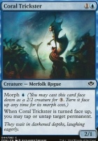Duel Decks: Speed Vs. Cunning: Coral Trickster