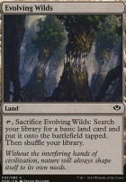 Duel Decks: Speed Vs. Cunning: Evolving Wilds