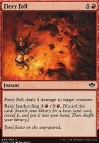Duel Decks: Speed Vs. Cunning: Fiery Fall