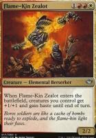 Duel Decks: Speed Vs. Cunning: Flame-Kin Zealot