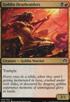 Duel Decks: Speed Vs. Cunning: Goblin Deathraiders