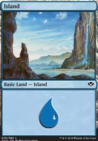 Duel Decks: Speed Vs. Cunning: Island (75 A)