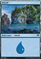 Duel Decks: Speed Vs. Cunning: Island (76 B)