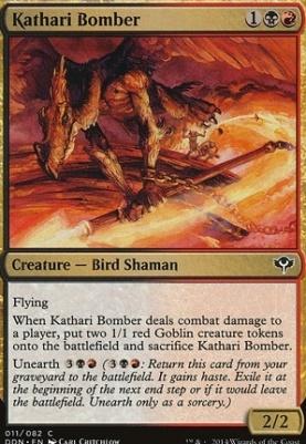 Duel Decks: Speed Vs. Cunning: Kathari Bomber