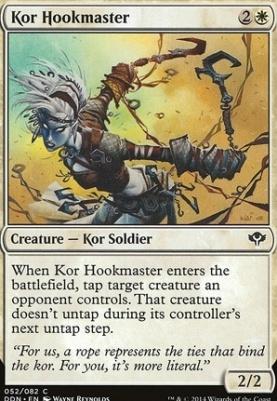 Duel Decks: Speed Vs. Cunning: Kor Hookmaster